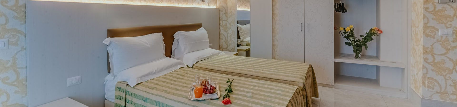 camere singole hotel flora